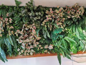 Kunstplanten Compositie Patine