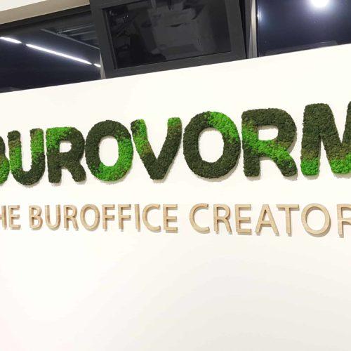 Burovorm Mos logo Close