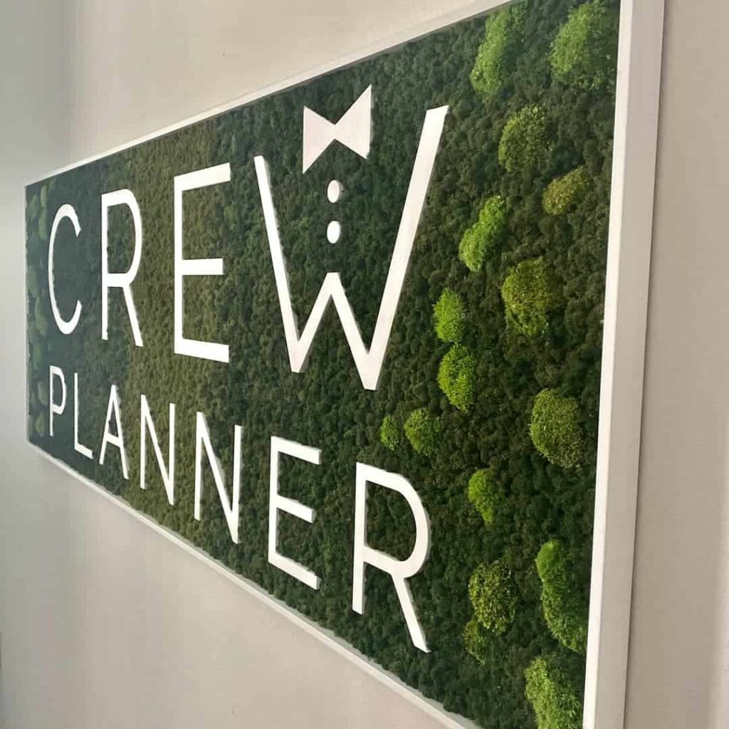Moskader Crewplanner logo