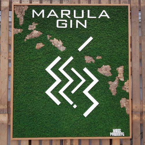 Marula Moskader logo met schors